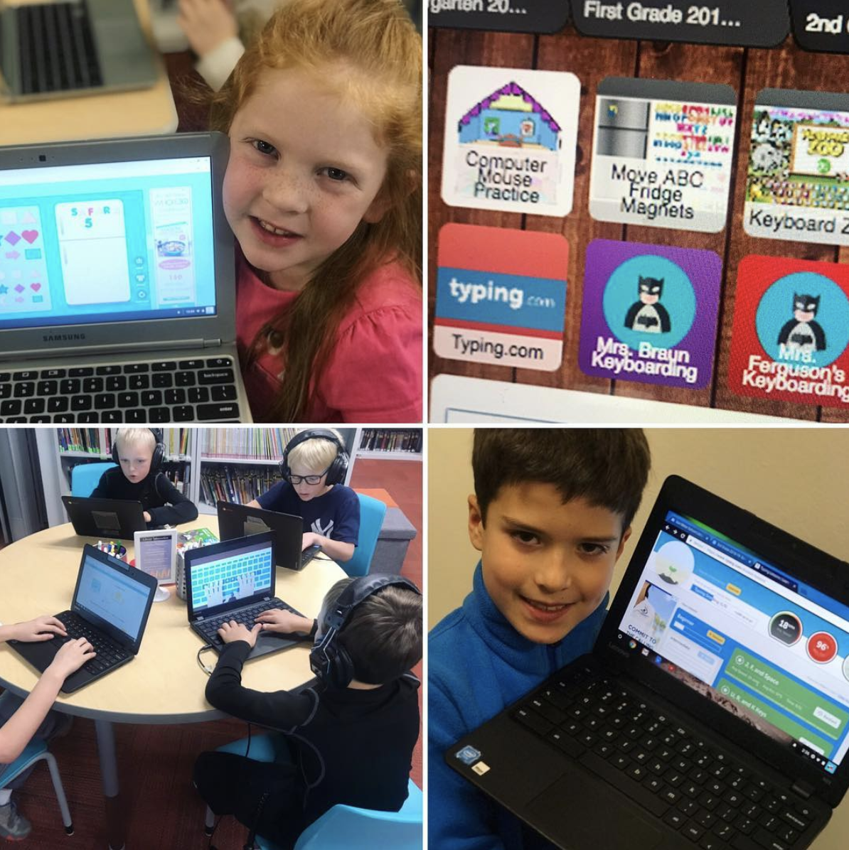 The Library Voice Our Keyboarding Smore And Symbaloo To Share