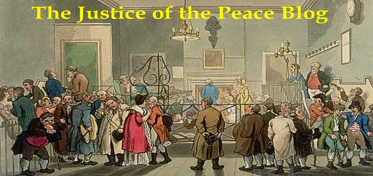The Justice of the Peace  Blog