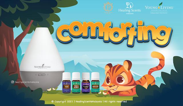 Young Living Tawarkan Keahlian Percuma Dengan Pembelian MEO Kit : Comforting