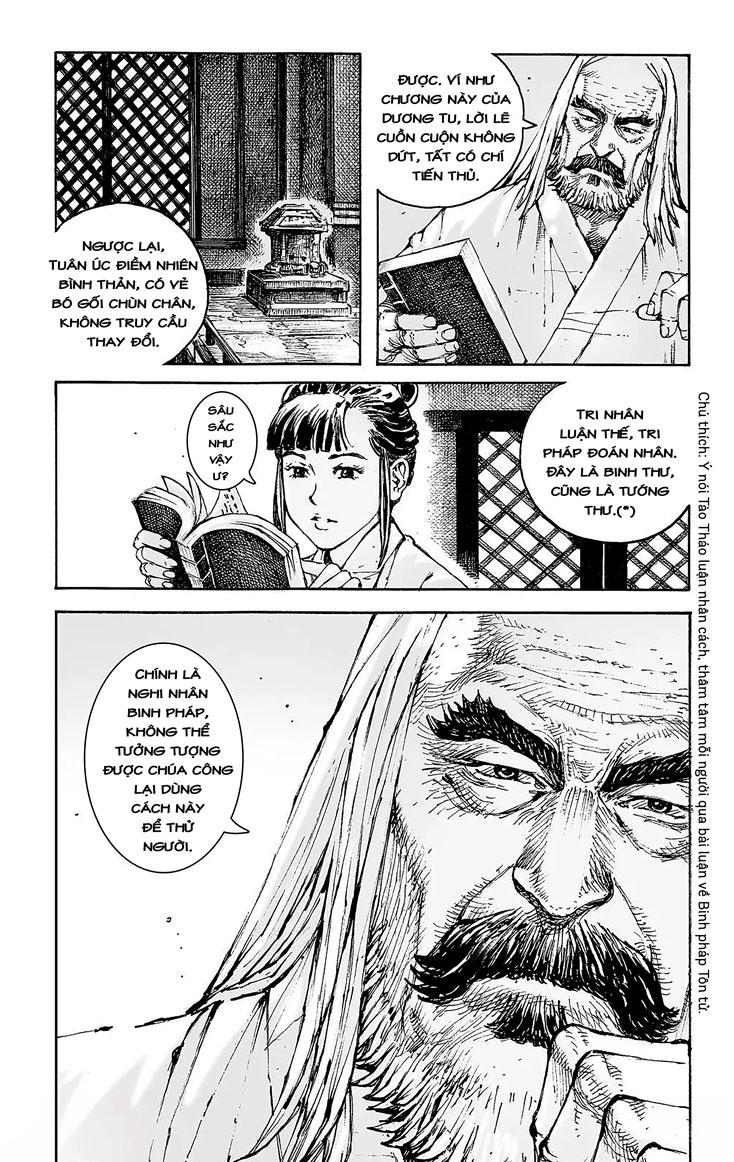 Hỏa phụng liêu nguyên Chương 550: Lương Châu truyền thuyết trang 4