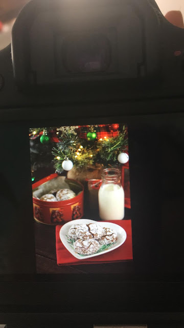 Recipe sneak peek - Christmas Cookies