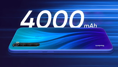 Xiaomi-Redmi-note-8-4000-mAh