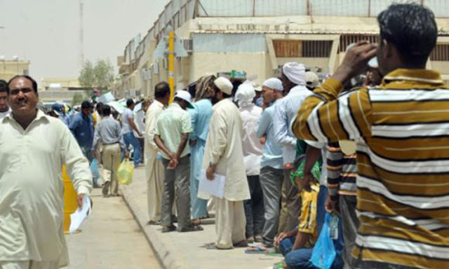 6000 ILLEGAL PAKISTANIS FROM JEDDAH & MADINAH
