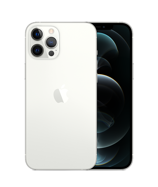 Apple-iphone-12-pro-max-silver