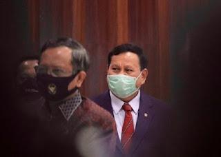 3 Tokoh Siap Menjegal, Prabowo Subianto Terancam Terjungkal