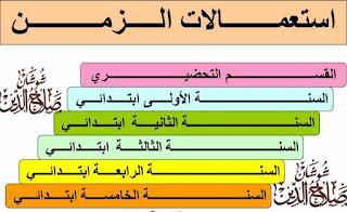 استعمال الزمن أقسام الإبتدائي 2017 emploi-du-temp.PNG