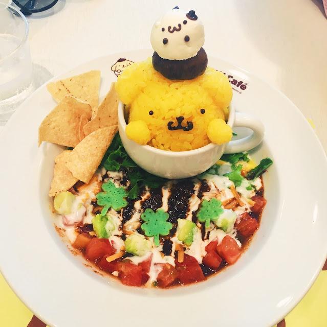 comida kawaii de harajuku