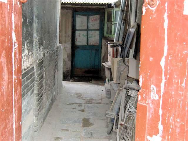Hutong unsaniert (C) JUREBU