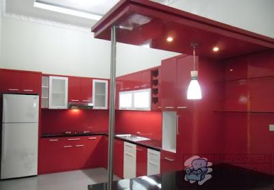 Kitchen Set Sesuai Standart Internasional + Furniture Semarang ( Kitchen Set Semarang )
