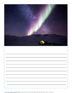 Camping Writing Prompts Free PDF Instant Download August 2021