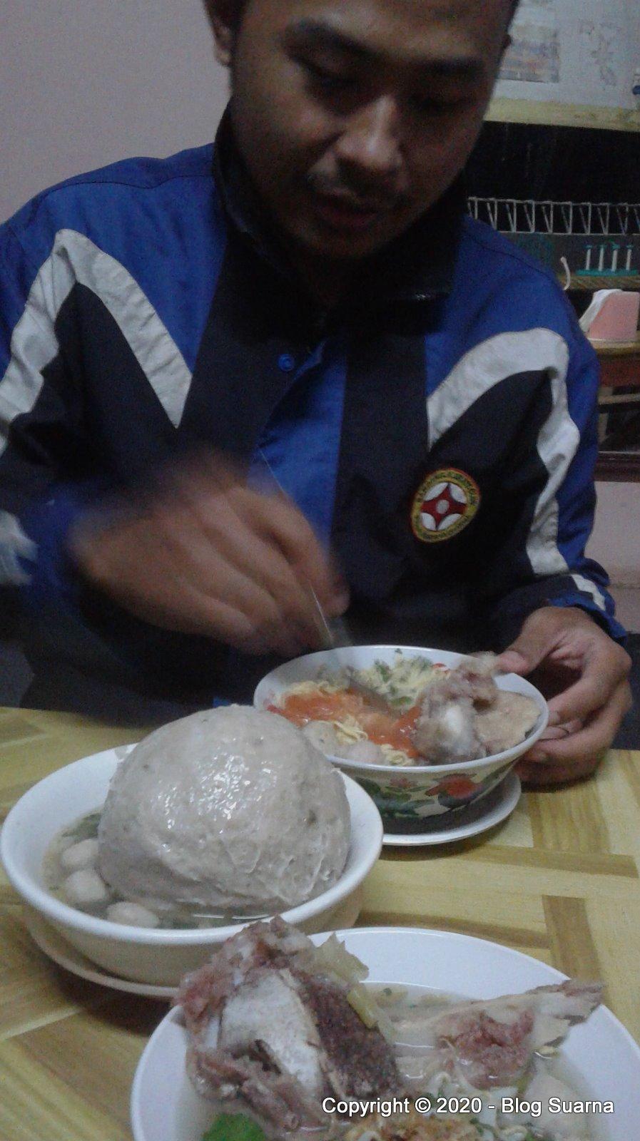 Bakso Istighfar mang Dadang | Kuliner Makanan Khas Indonesia Cileunyi-Bandung