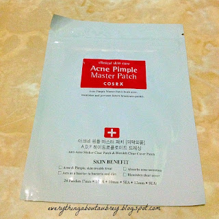 cosrx pimple patch instructions