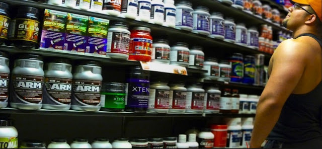 The Purpose of Bodybuilding Supplements