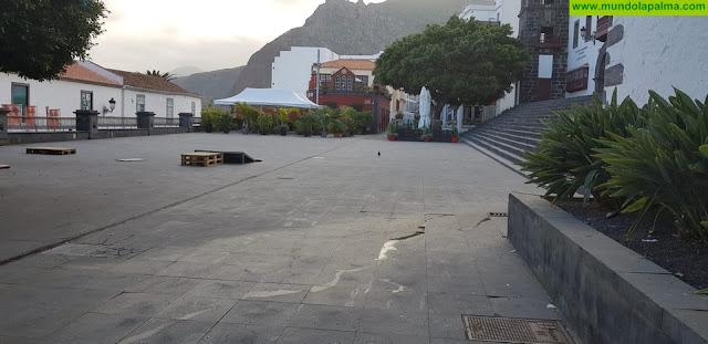 El PP pide activar el concurso de ideas para mejorar la plaza de Santo Domingo