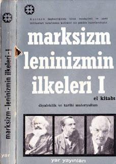 Marksizm Leninizmin İlkeleri 1 - Diyalelektik ve Tarihi Materyalizm