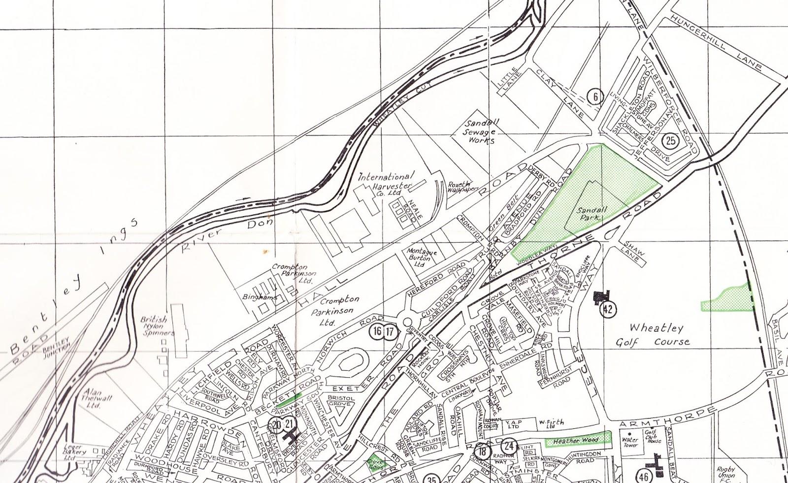 Arksey Village, A History