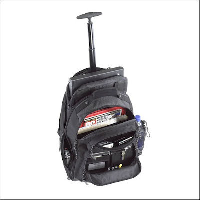 Rolling Laptop Backpack