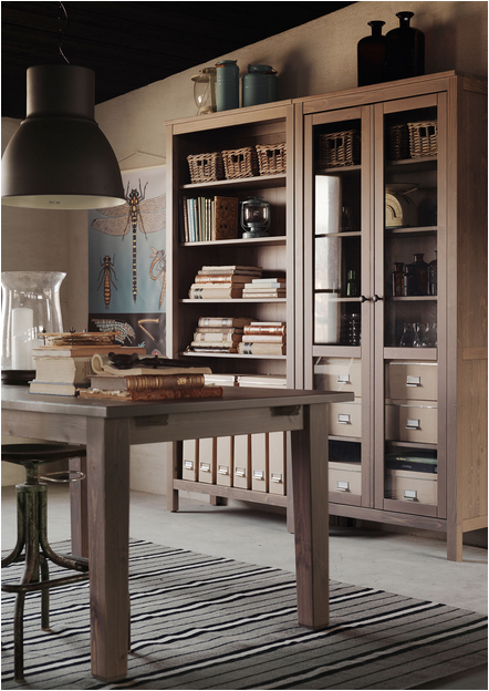 ikea 9 hemnes 1 living room bookcase cabinet. Black Bedroom Furniture Sets. Home Design Ideas
