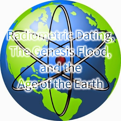 earth age dating methods chart