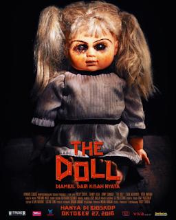 Download Film The Doll (2016) BluRay 720p Ganool Movie