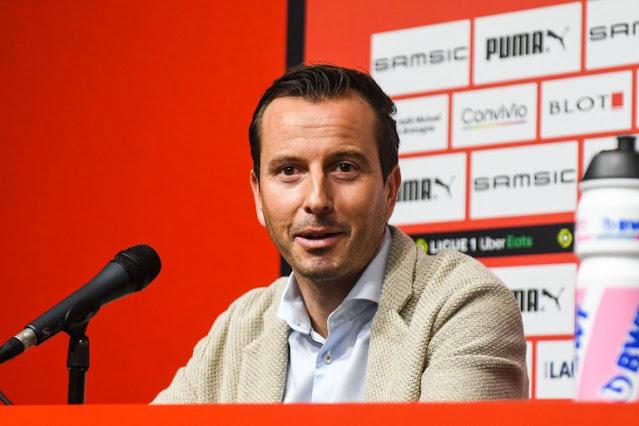 FOOTBALL - Stade Rennais: Julien Stéphan reassures despite the draw in Dijon