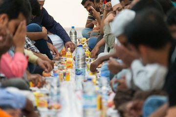 Bunga-Bunga Ramadhan : Ramadhan itu Panas! (bag-2)
