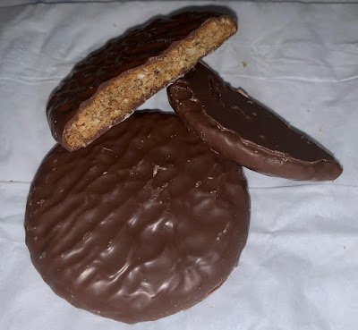 McVities Hobnobs - The Fully Coated One