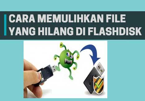 Memulihkan File Yang Hilang di Fd