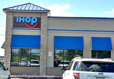IHOP Restaurant in Harrisburg Pennsylvania