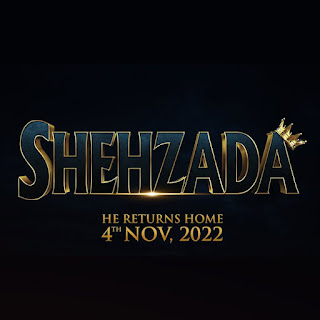 Shehzada First Look Poster 1