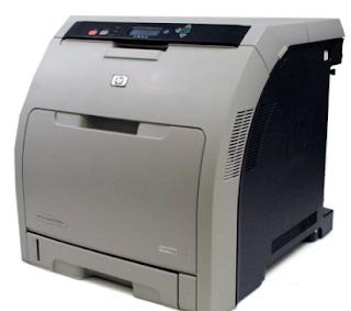 HP LaserJet CP3505n Drivers & Software