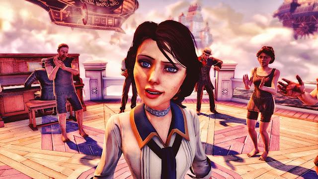Элизабет (Анна) из Bioshock Infinite