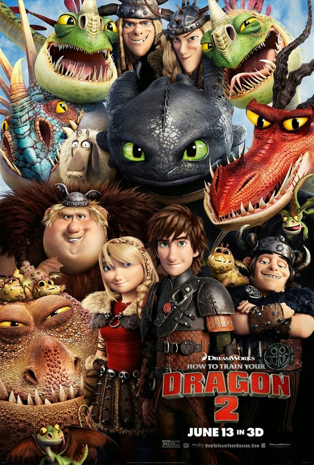 How to Train Your Dragon 2 2014 - Full (HD)