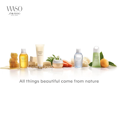SHISEIDO WASO Skincare Free Mystery Gift