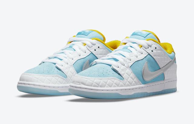 Nike SB Dunk Low X FTC 2021