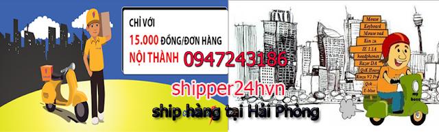 ship hàng nhanh, rẻ tại Hải Phòng 2017