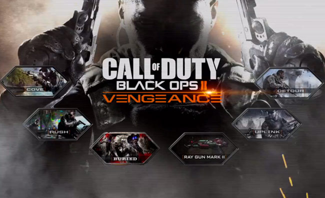 Activision Releases Call of Duty: Black Ops II Vengeance DLC