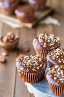 the best Texas Sheet Cake Cupcakes