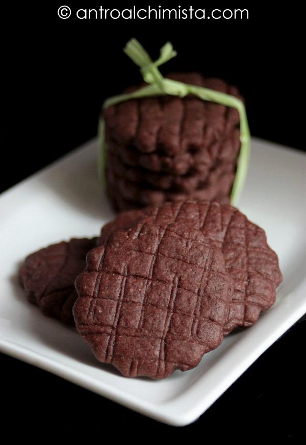 Frollini al Cacao di Ernst Knam