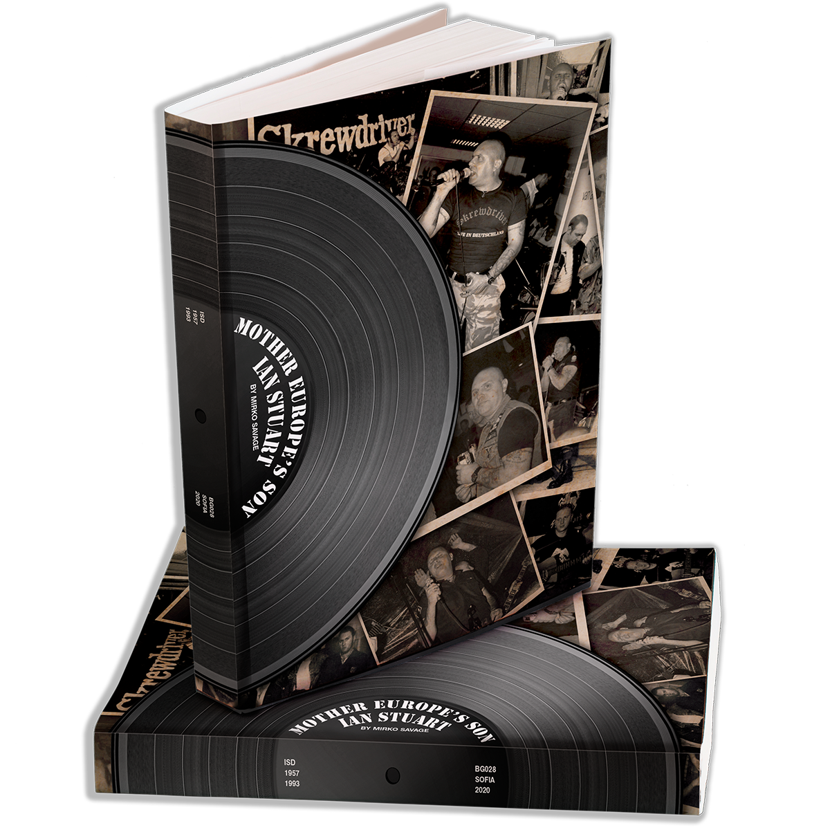 Revolt NS: New Book on Ian Stuart and Skrewdriver