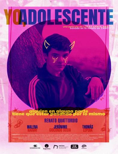 Yo, adolescente (2019) | DVDRip Latino HD GoogleDrive 1 Link