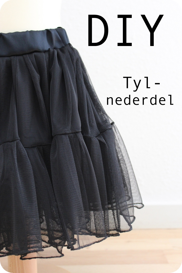 cb7a13c0 Tyl nederdel pige