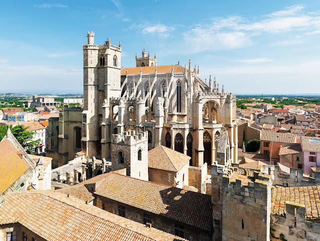 Catedral de Narbona, Francia
