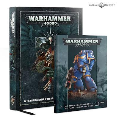 Reglamento Warhammer 40,000 reducido