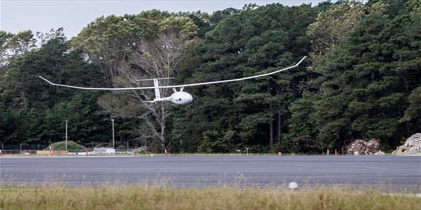 Νέο ρεκόρ διάρκειας πτήσης για μη επανδρωμένο αεροσκάφος