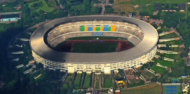 ISL-Indiam Super League 2015 Stadiums & Capacity details