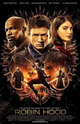 Robin Hood 2018 Dual Audio HD 720p