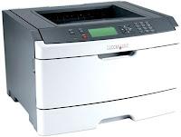 Lexmark E460DW Printer Driver Download