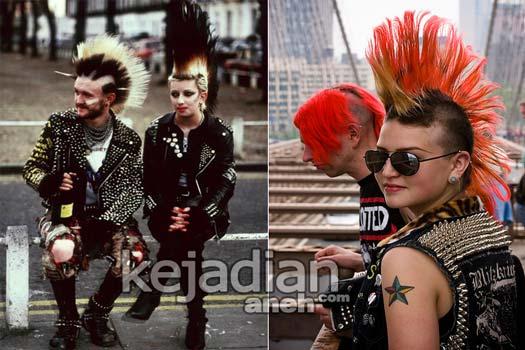 8 Komunitas Punk Terkenal di Dunia