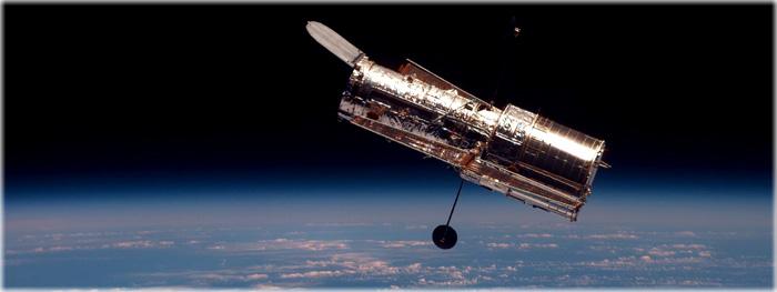 hubble telescpopio espacial entra em modo de segurança após falha em giroscopio